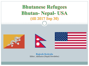 Bhutanese_in the US_2008 to 2017