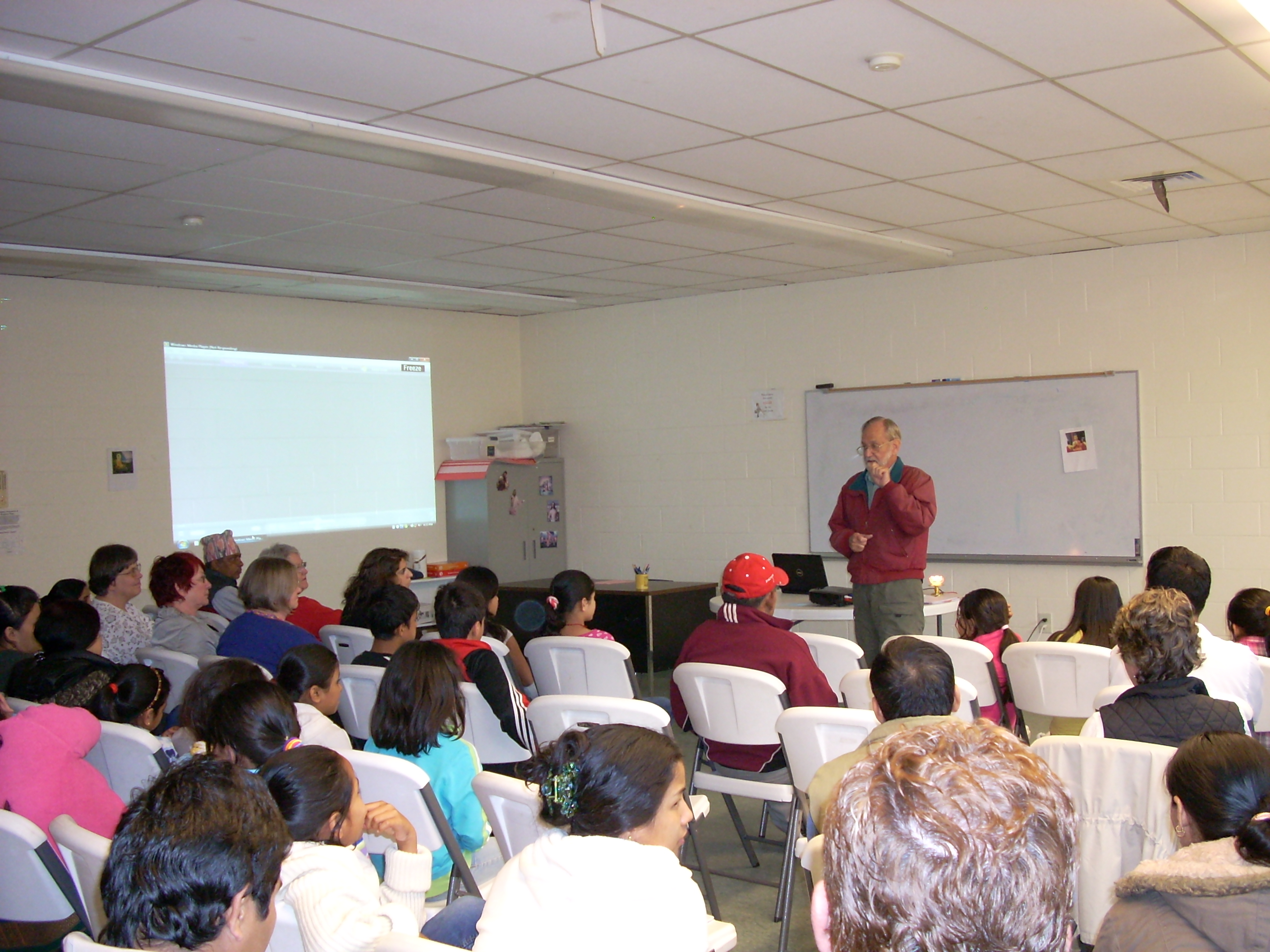 NH community launches Nepali learning project