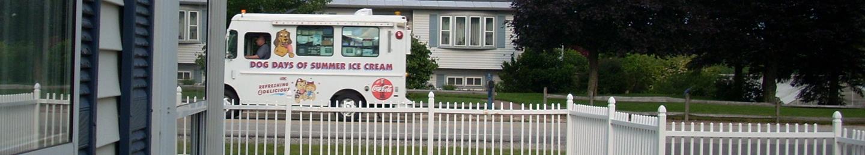 मीठो धुन बजाउने 'आइसक्रिम ट्रक'